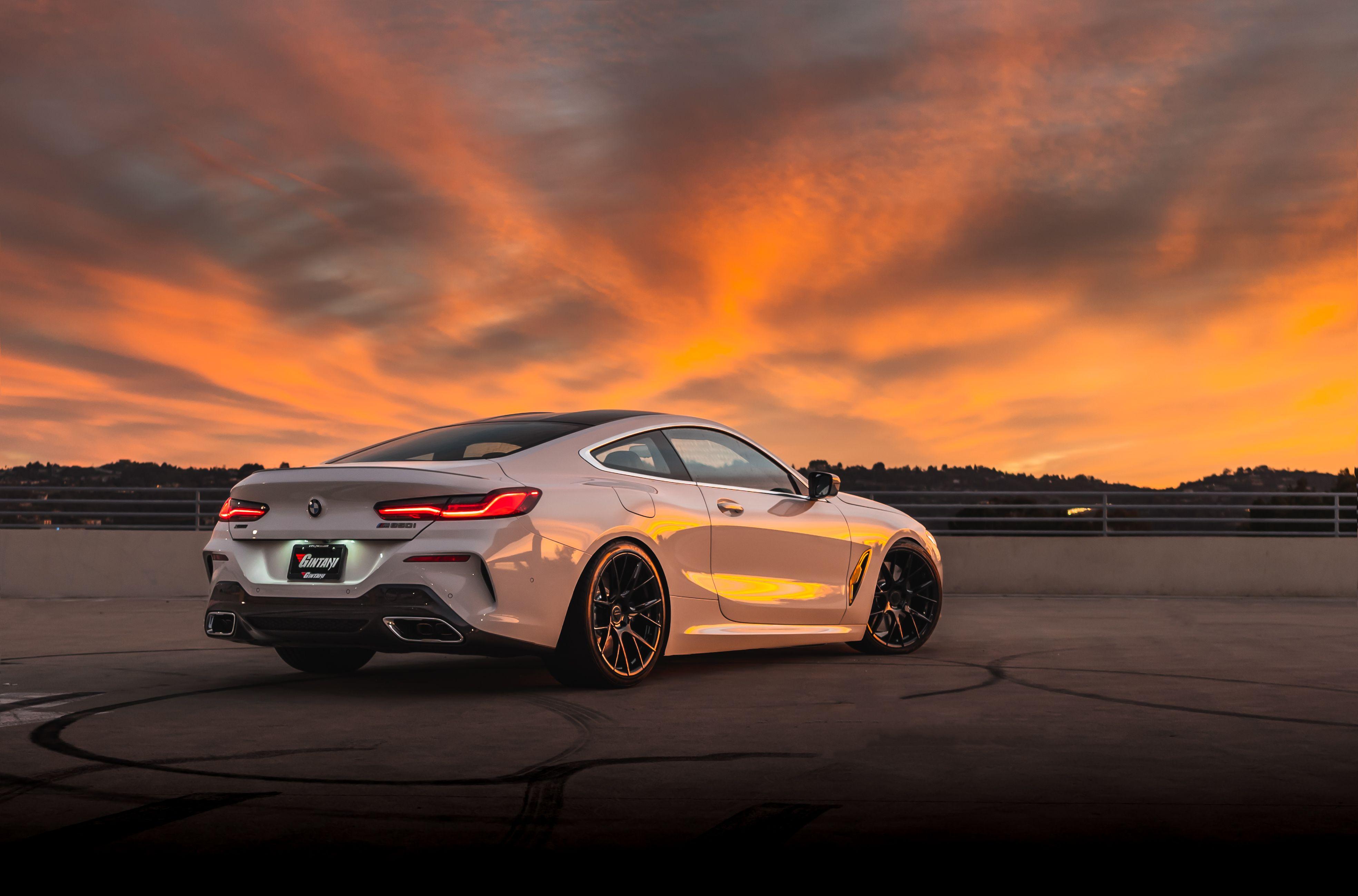 BMW M850 Rear Shot BD-F18 | Bmw, Dodge challenger srt ...
