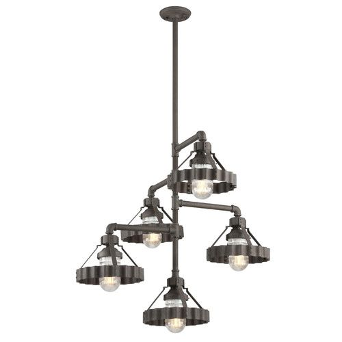 Found it at wayfair ca canary wharf 5 light pendant