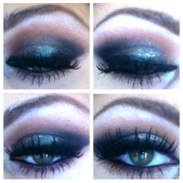 Smokey eye - make-up by Marianna Kazaryan