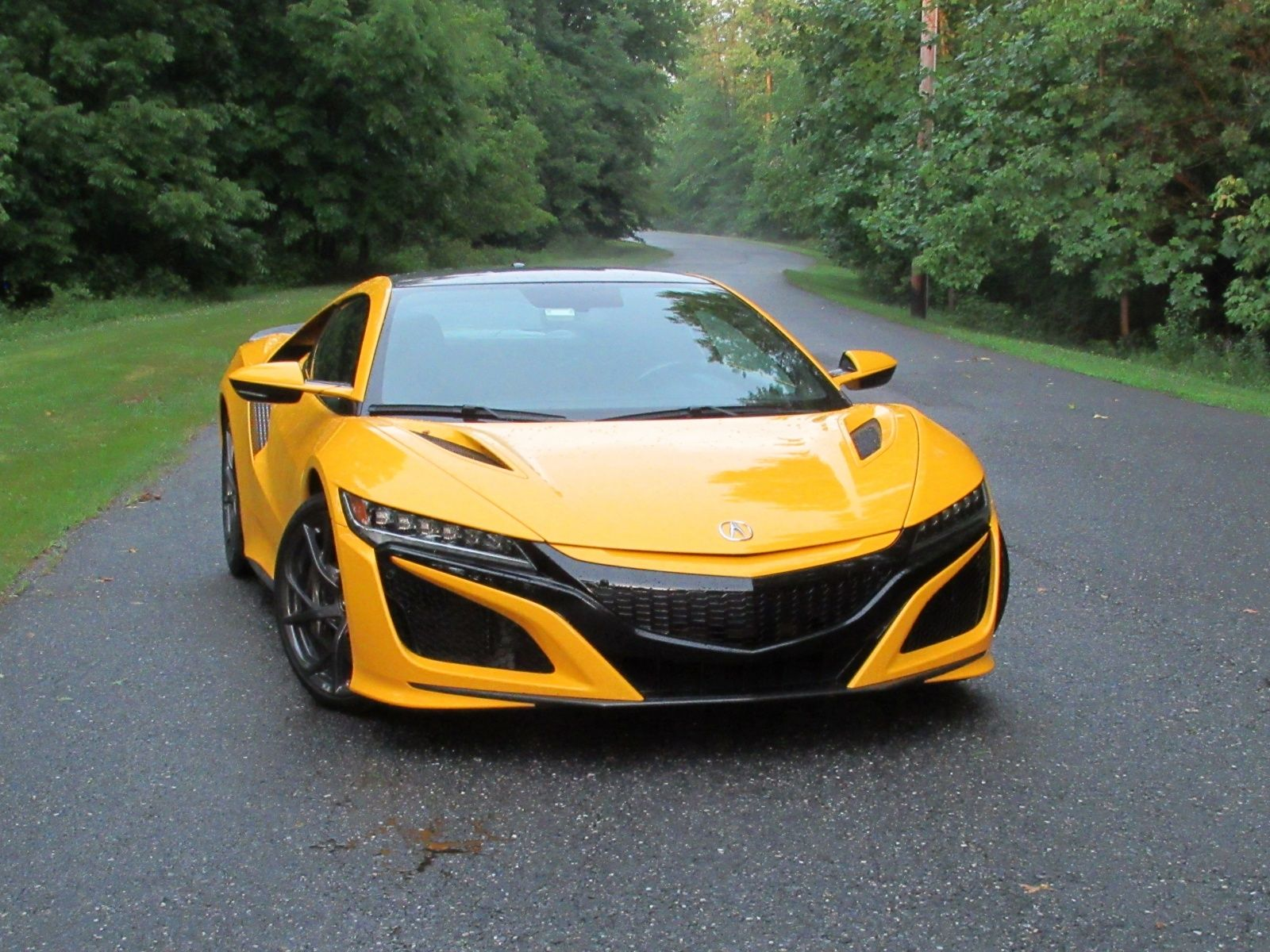 Acura Nsx Driven Review And Impressions Top Speed In 2020 Acura Nsx Acura Sports Car Acura