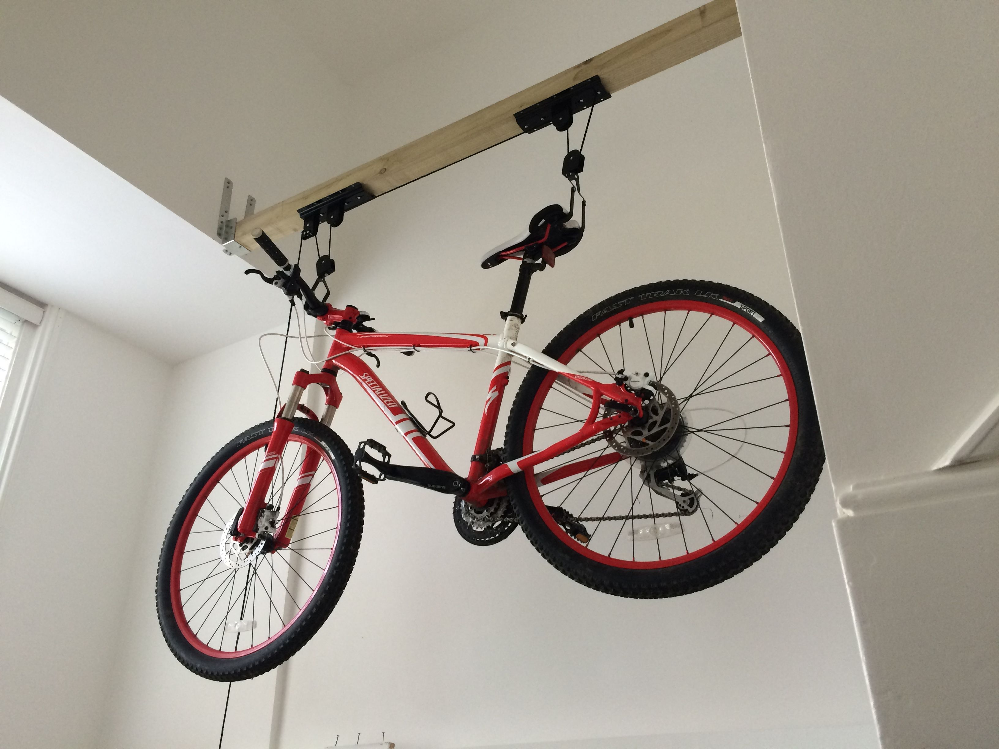 Superieur My MTB Storage Solution
