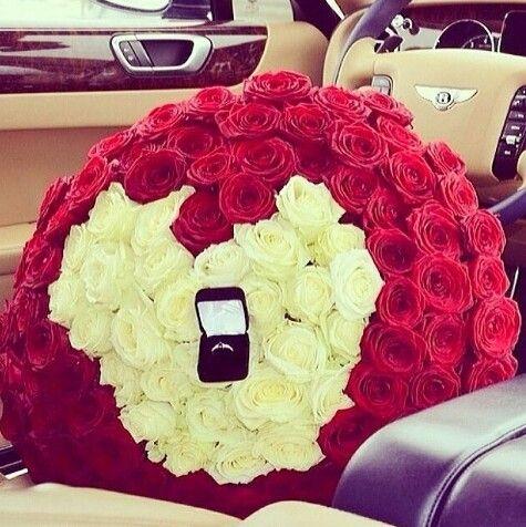 17+ Ramos de rosas que digan quieres ser mi novia ideas