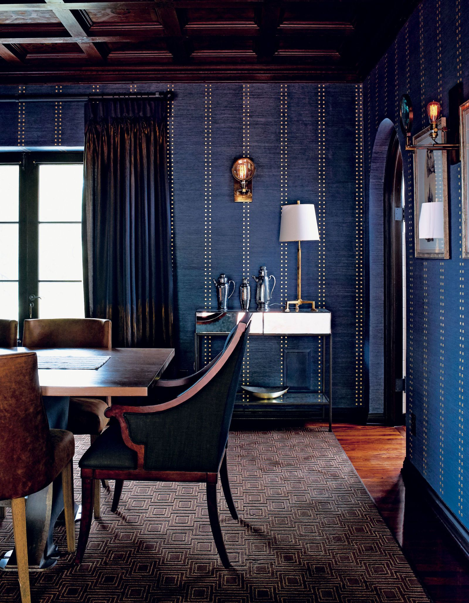Zodiac - Die Andere Küche Essen 8 Ingredients For A Hollywood Chic Home Dining Rooms Pinterest