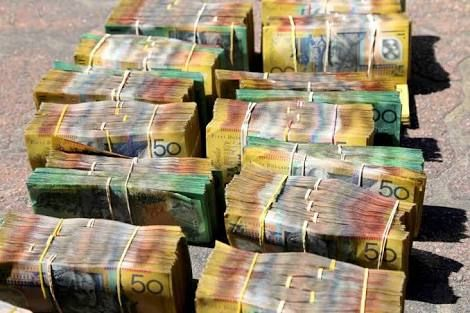Image Result For Stacks Of Australian Dollars