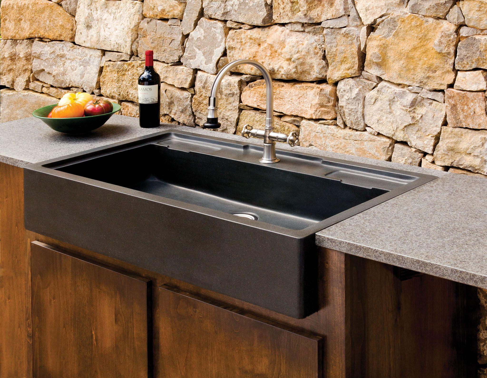 Salus Outdoor Kitchen Sink Outdoor Kitchen Sink Kitchen Sink Design Rustic Kitchen Sinks