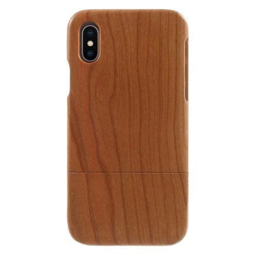 coque iphone x maron