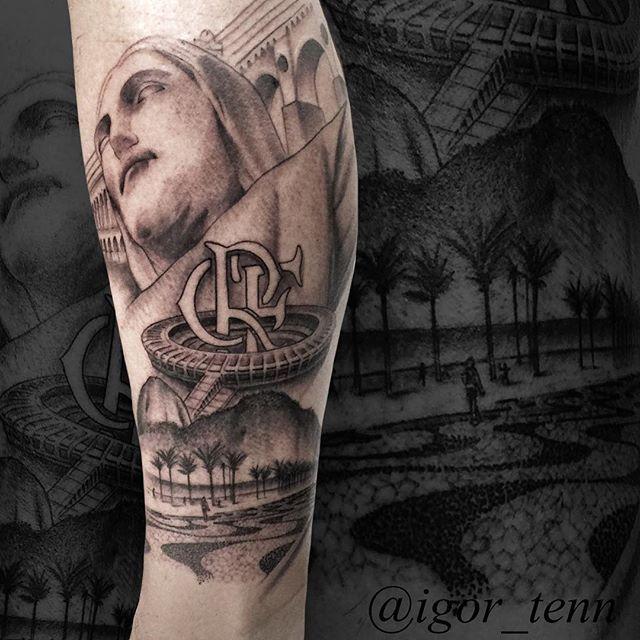Resultado De Imagem Para Flameng Tattoo Favela Com Imagens