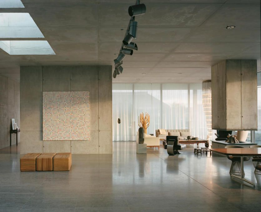 The Boros penthouse in Berlin by Realarchitektur and Jens Casper ...