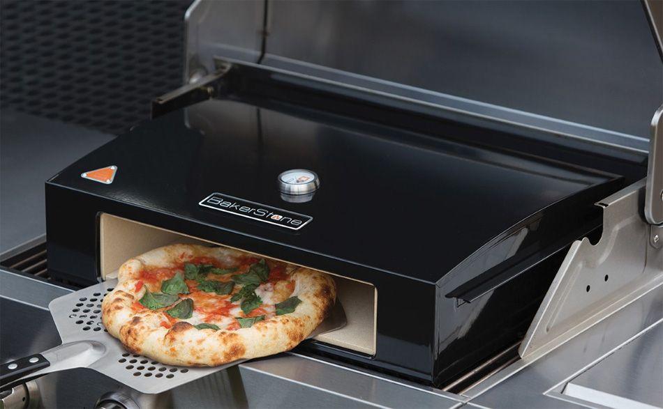 BakerStone Box, un horno para pizza en la barbacoa