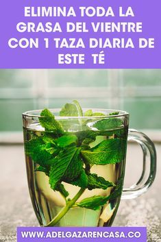 #bajarbarriga #quemargrasa #adelgazarencasa #abdomenplano #fitness #infusion #bebidaquemagrasa #baja...