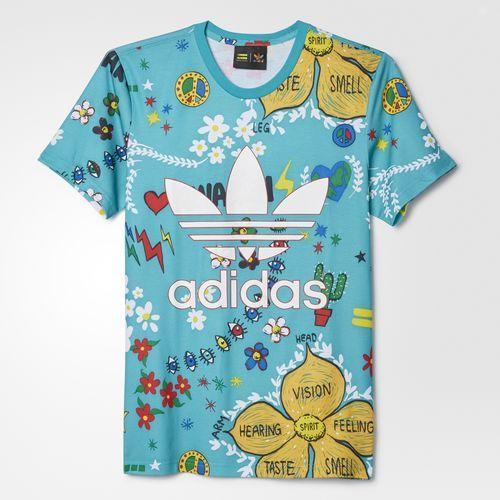 adidas Camiseta Pharrell Williams Doodle  