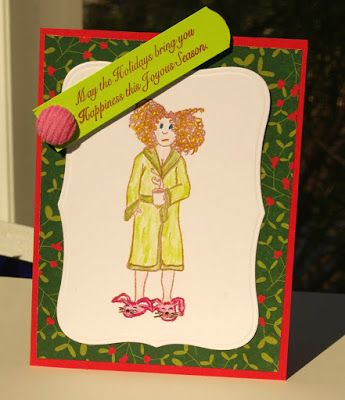 Handmade Cards By Helen: Coffee Lovers Holiday Blog Hop