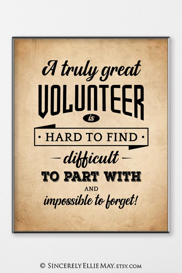 Gifts For Volunteers Goodbye Men Vintage Style Decor Wall ...