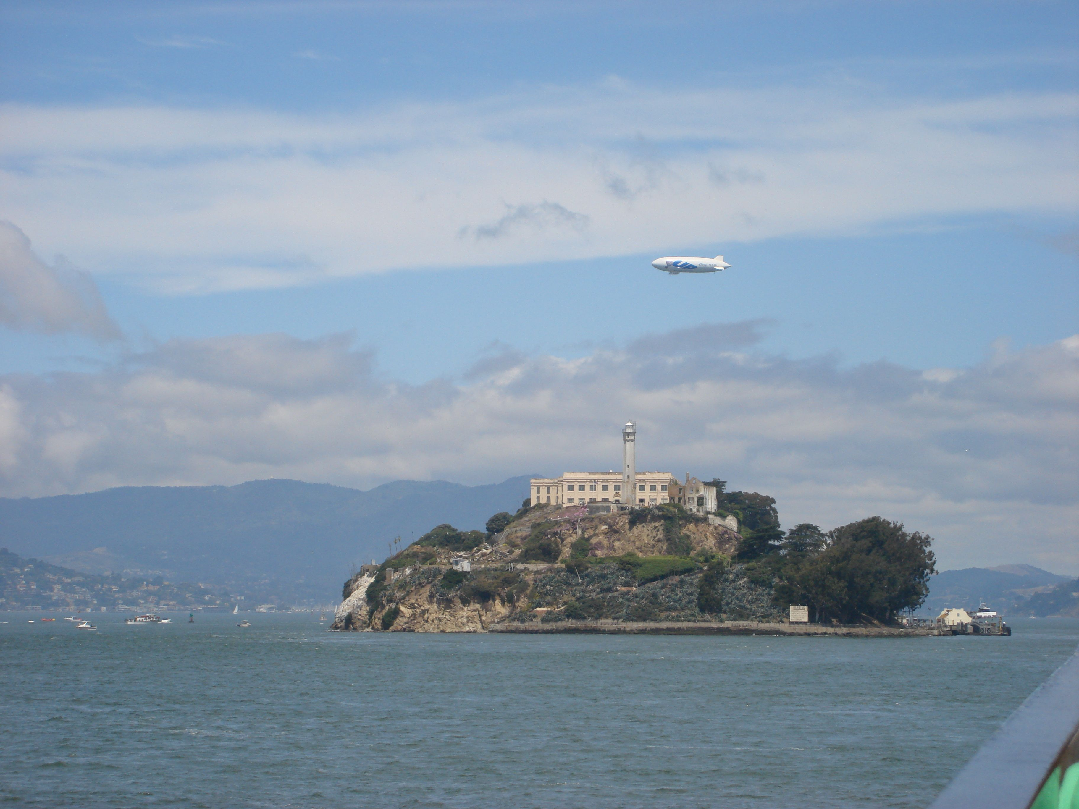 Trip To Alcatraz Island Take A Tour Of The Prison And Enjoy The