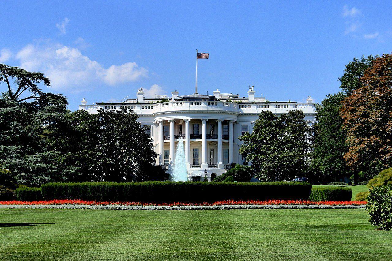 White House Lawn Has A Sinkhole Here S How They Form White House Garden White House Tour White House Washington Dc