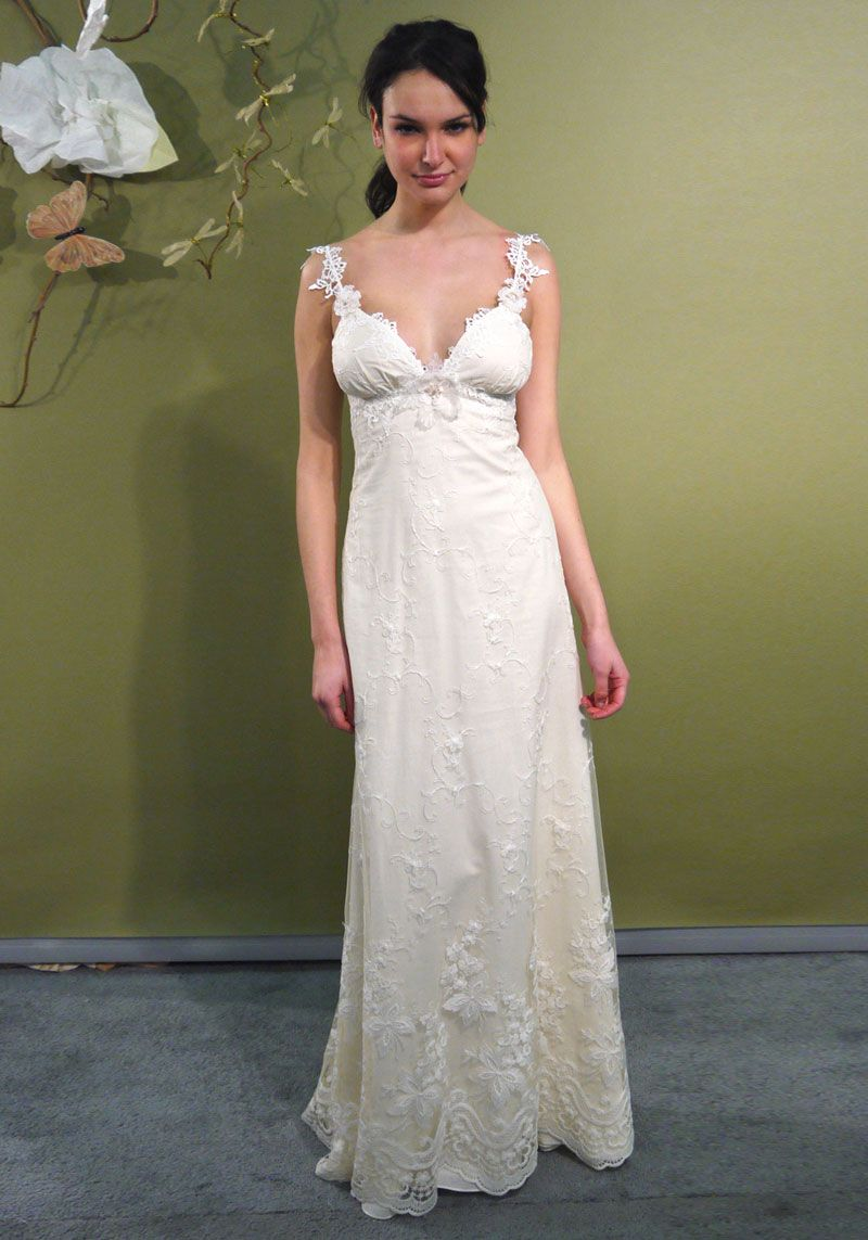 One of several claire pettibone wedding dresses i love i do