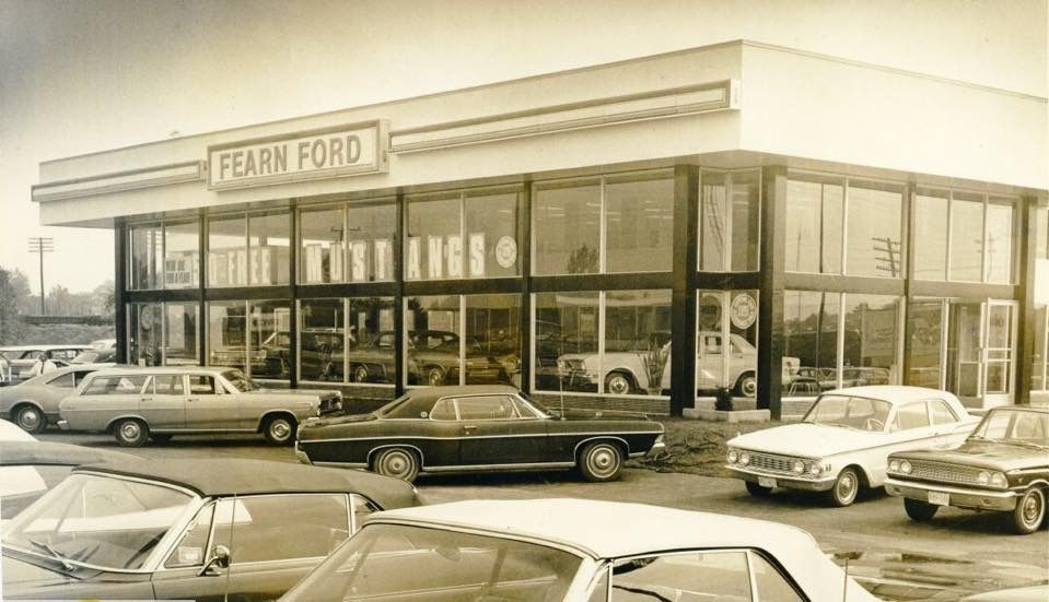 Fearn Ford still a Ford Dealership but it is now called St. Thomas Ford & Fearn Ford still a Ford Dealership but it is now called St ... markmcfarlin.com