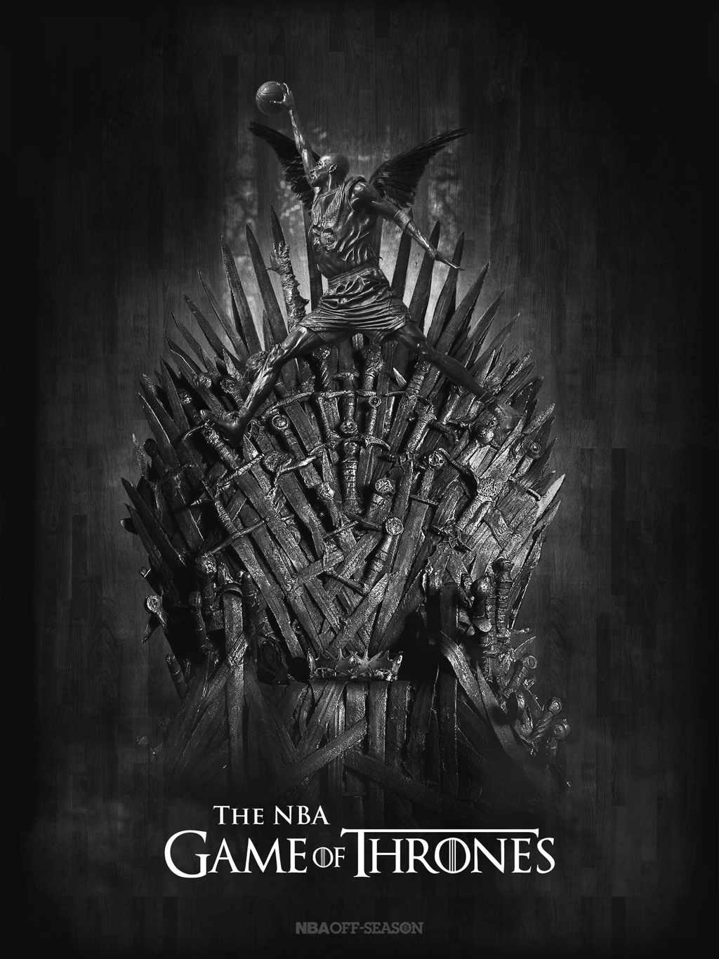 The Nba Finals Is A Game Of Thrones And Tonight We Could See A New King Take Their Rightful Seat On The Iron Throne Nba Basketball Fans Battle Of Blackwater