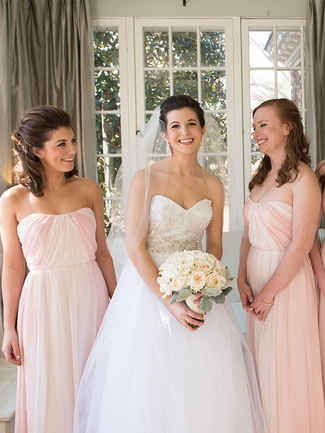 15 Best Bridesmaid Hairstyles For A Strapless Dress Wedding