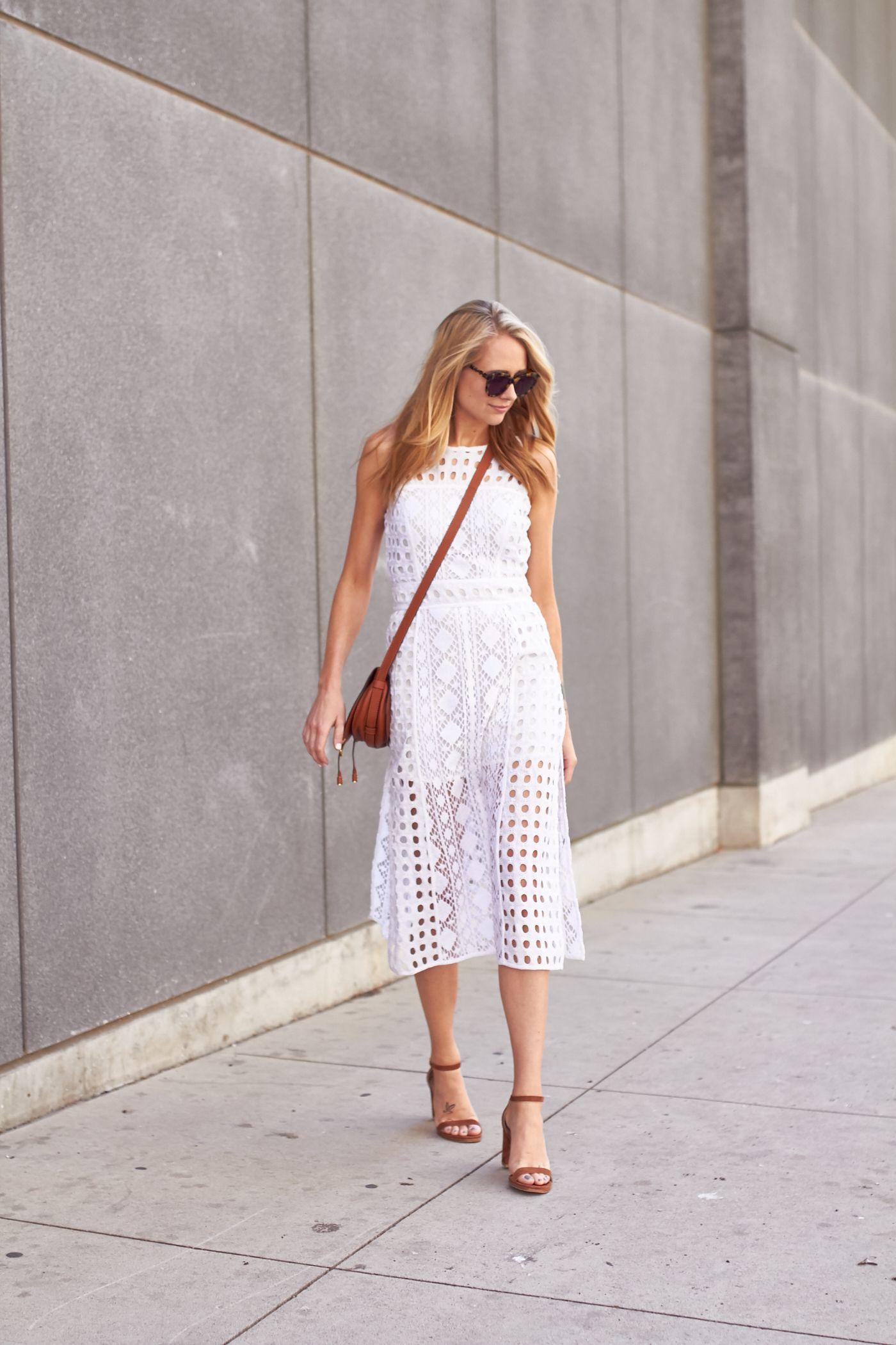fashion-jackson-olivia-palermo-patchwork-lace-midi-dress- 4b8717e86