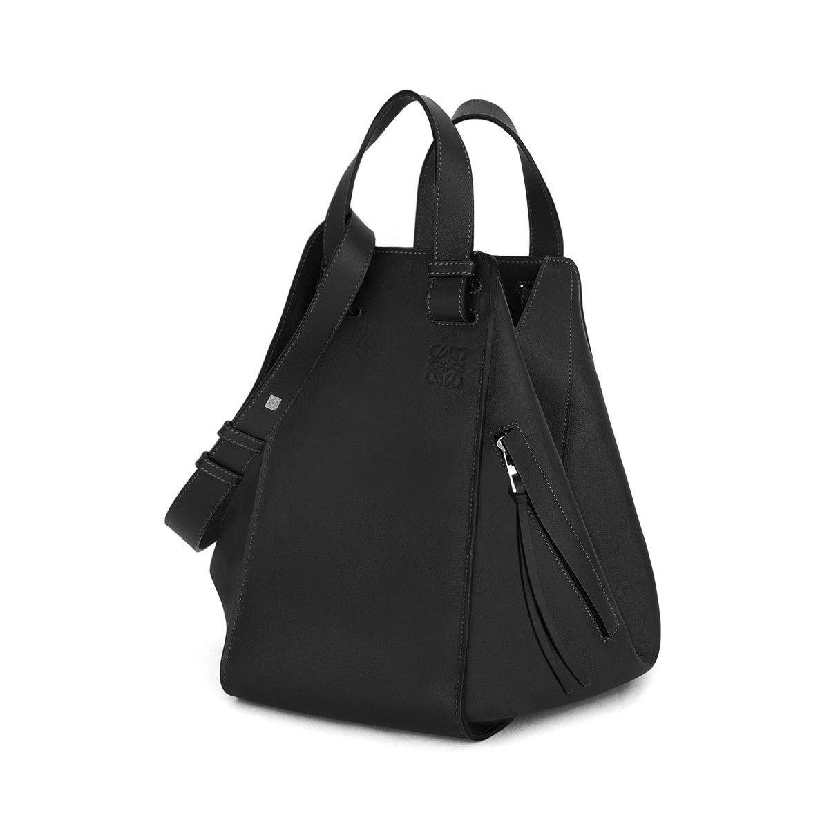 Loewe Bags - HAMMOCK BAG black Discover Loewe Bags products c891e3e6cbef2