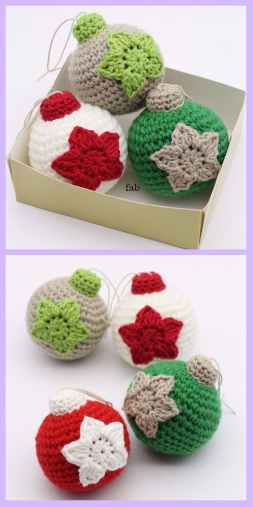 Christmas Crochet Round Up! Decorate your home with these 10 free patterns… Lullaby Lodge: Christmas Crochet Round Up! Decorate your home with these 10 free patterns…