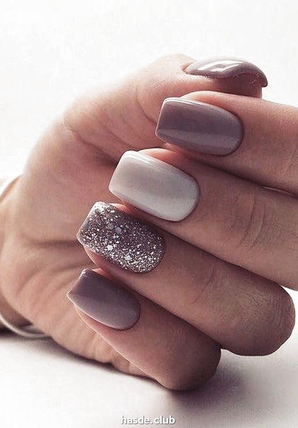 Nail Trends Winter Nails 2020 Winter Nails Manicura Para Uñas Cortas Manicura De Uñas Uñas De Invierno