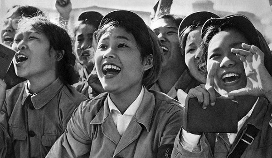 China S Cultural Revolution Red Guard And Purges Missed In