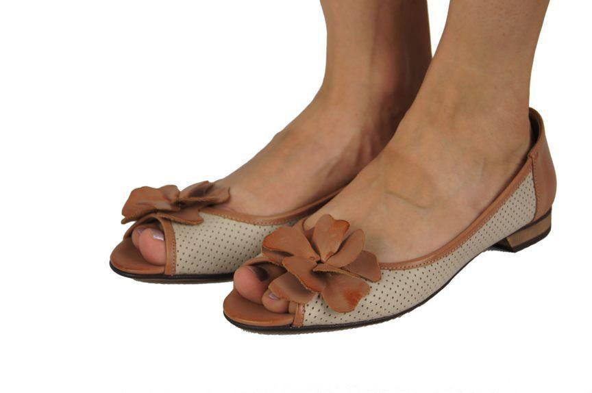Promocja Balerina 710 Ostatnia Para 38 5916753563 Oficjalne Archiwum Allegro Shoes Wedges Flats