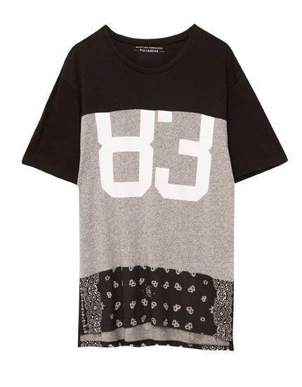 Estampada Rodrigo Rodrigo White Camiseta Camiseta txz00