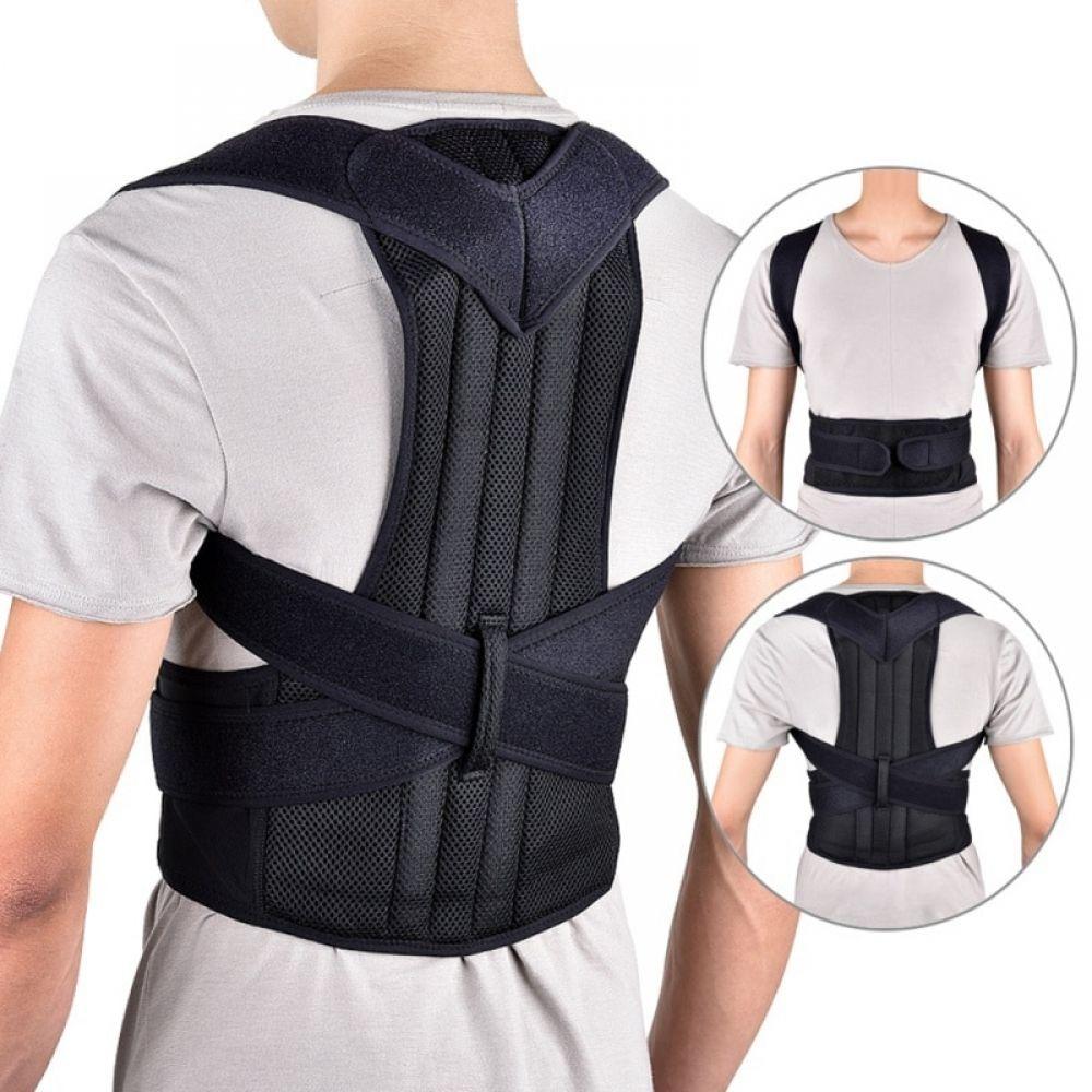 17+ Back and shoulder posture support straps inspirations