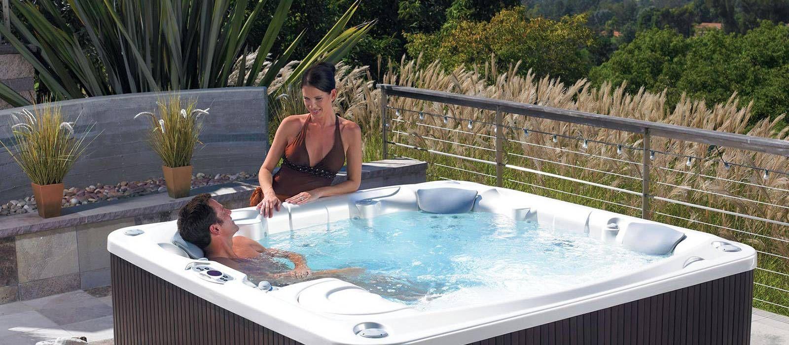 Hot Tubs Landscape Ideas Backyard Hot Tub Designs Hot