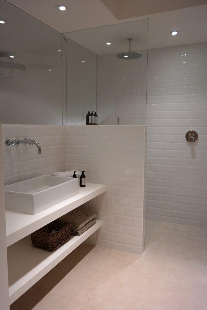 Mediterranes Bad Design wohnideen interior design einrichtungsideen bilder badezimmer