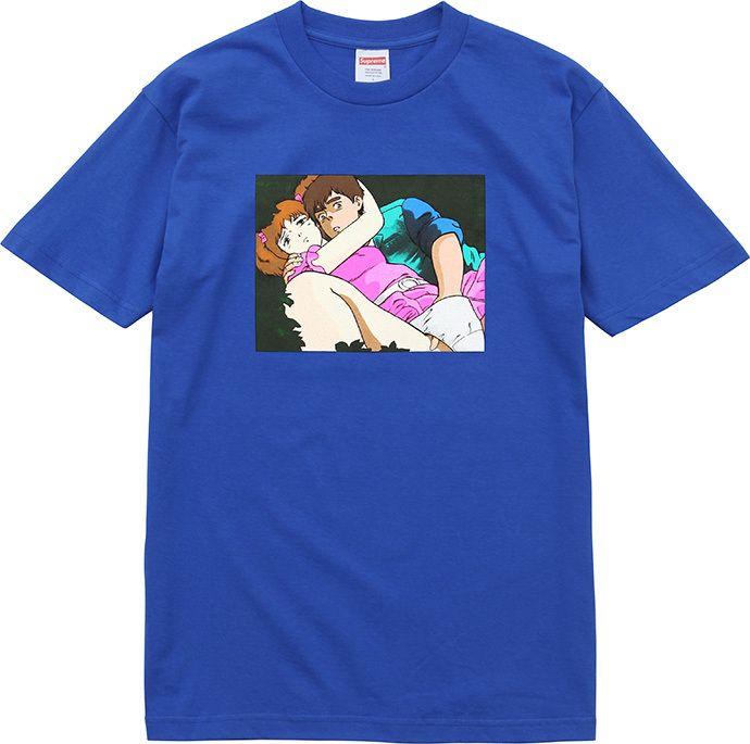 e62bd78f300d Toshio Maeda for Supreme Date T-Shirt