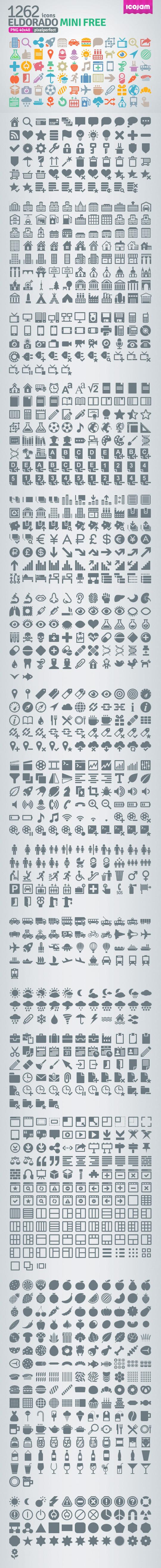 Eldorado 1262 Free Icons Free Icons Pinterest