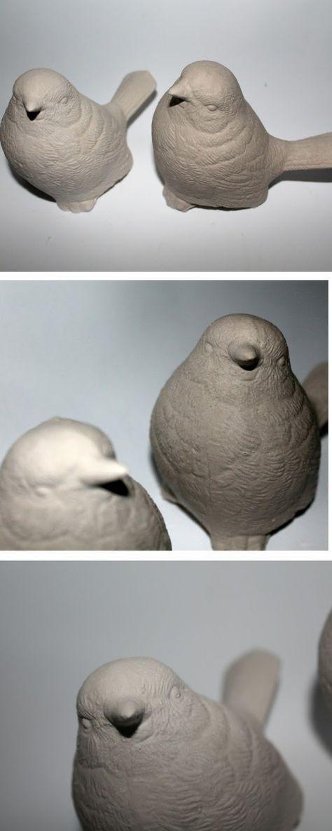 Beton Vogel Ganz Einfach Selbermachen Schone Gartendeko Selber Machen Osterdekoration Basteln Und Selbermachen