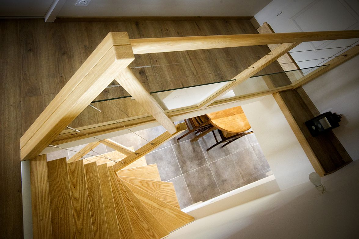 Creation D Une Tremie Escalier création trémie pour escalier | escalier, tremie escalier