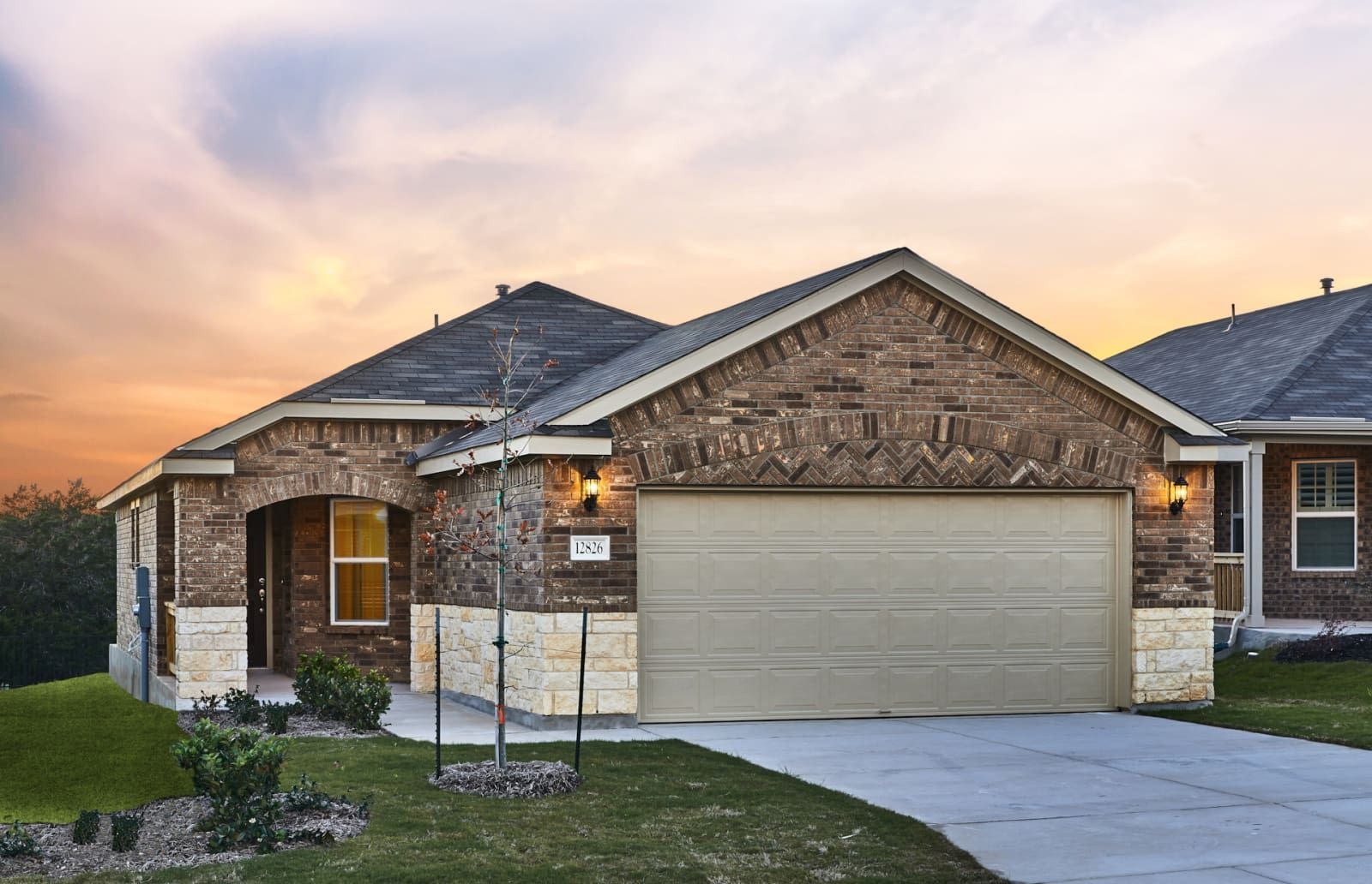Elevation D New Homes Buying A New Home Sun City