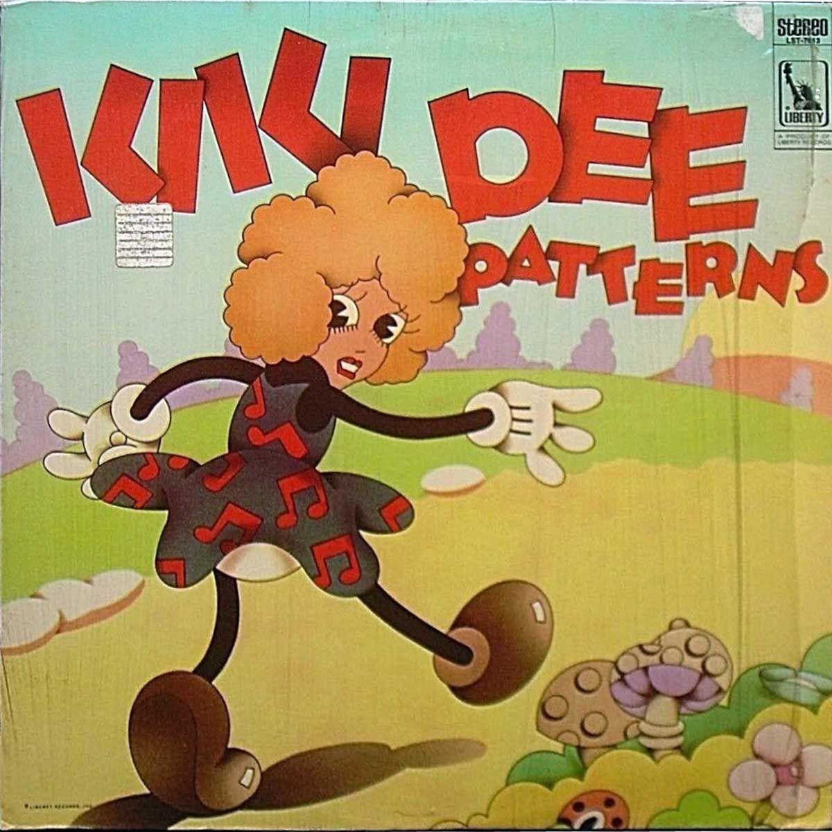 Kiki Dee - Patterns (Liberty Records