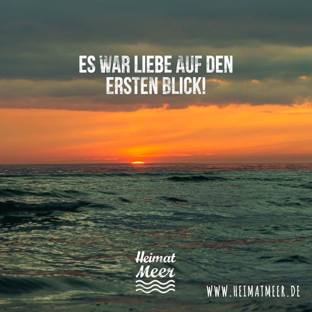 Liebe auf den ersten Blick >> Mee(h)r Meer >>