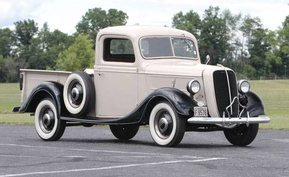 1936 Ford Ford Pickup Trucks Classic Cars Ford Pickup