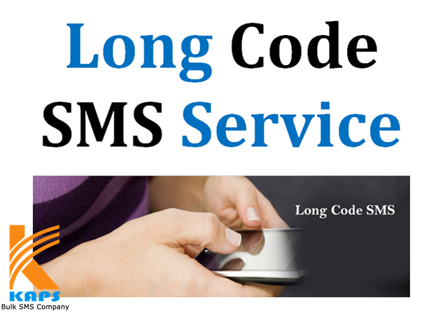 What is Long Code SMS Service? Sms, Coding, Service