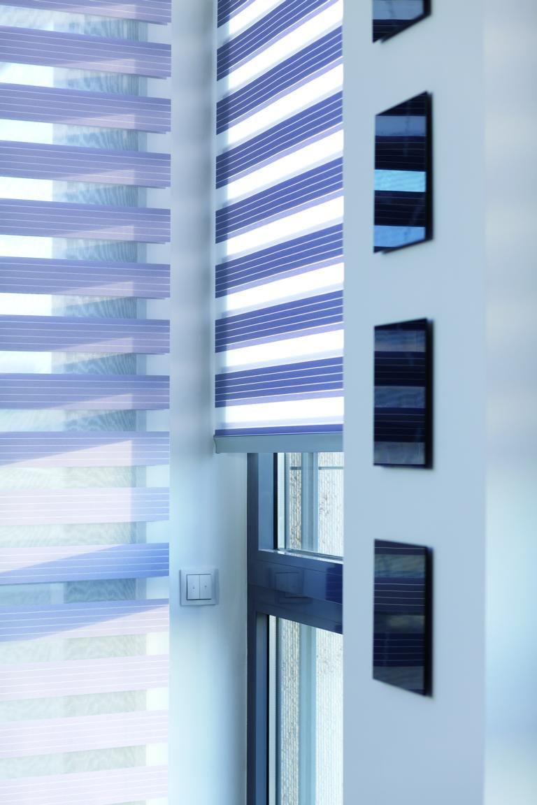 Fantastisch Strikingly Design Sichtschutz Fenster Zeitgenössisch ...