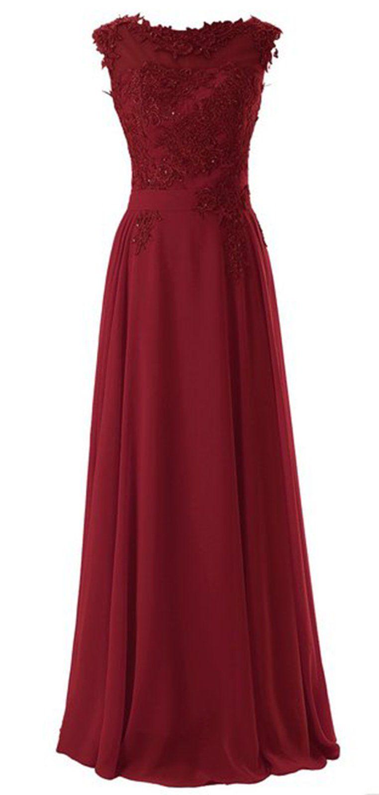 Amazon rotes kleid lang stilvolle kleider in dieser saison - Rotes kleid amazon ...