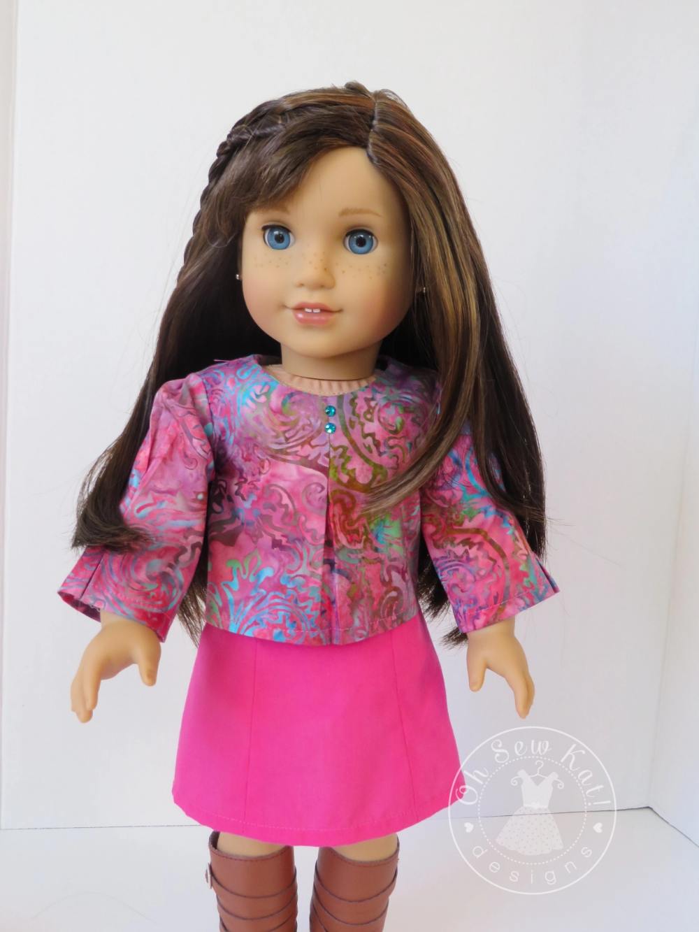 Photo of Back to School Sewing Patterns – School Bell Blouse