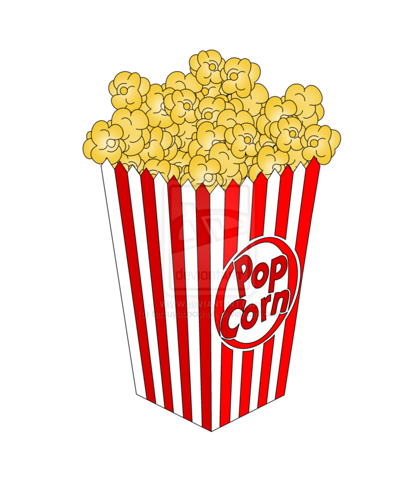 piece of popcorn clipart free images Clip art, Free clip