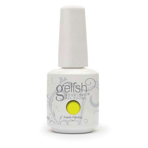 Coco Cabana Banana Gelish Shake It In Rio Cabana Polish Nails