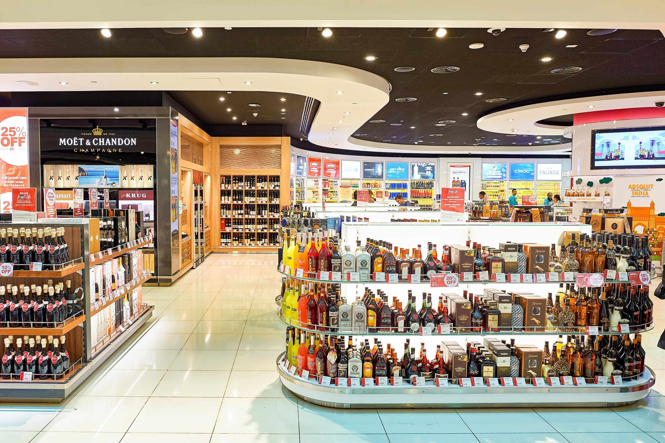what can you buy at a duty free store