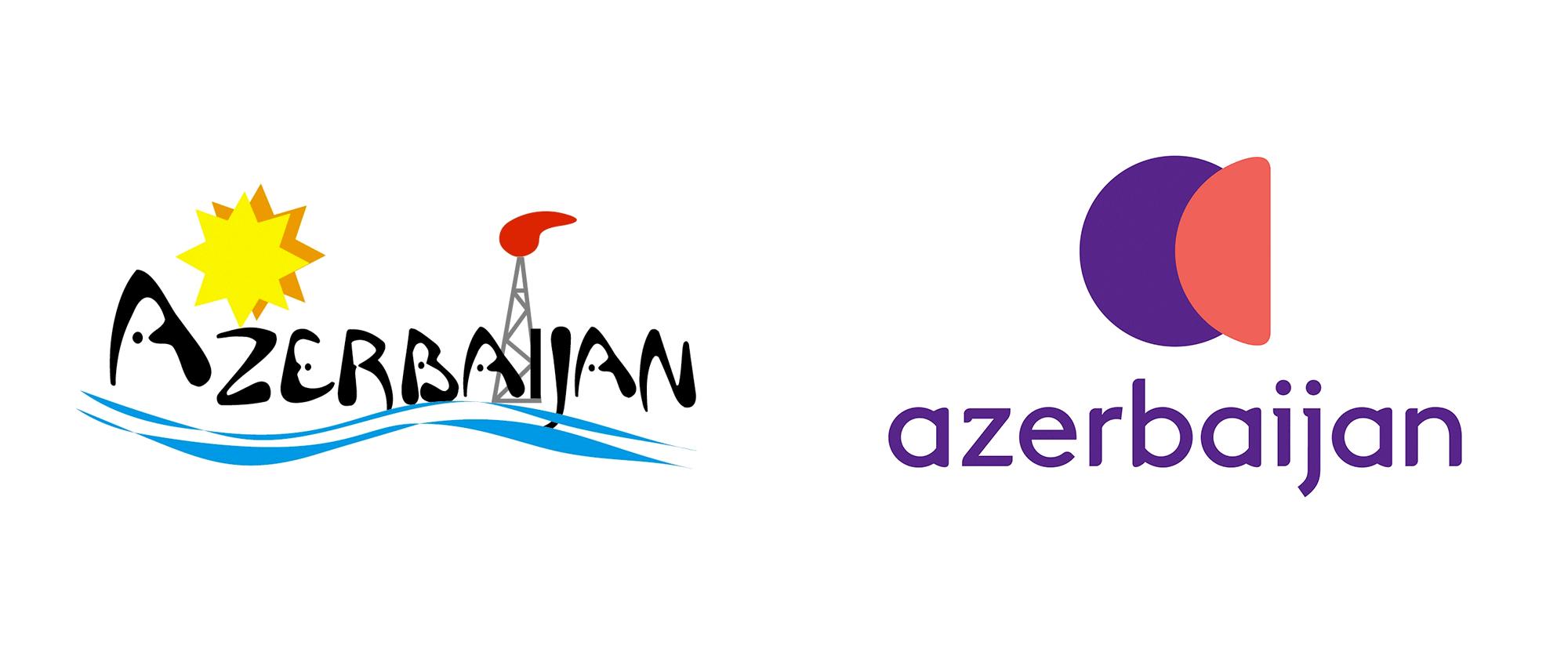 New Logo For Azerbaijan Tourism By Landor Tourism Logo Tourism Logos