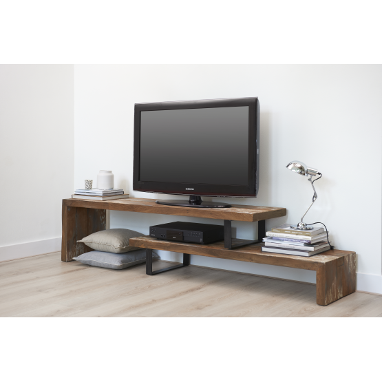 Tv meubel taste d bodhi taste collection kasten idee for Meuble console tv